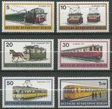 379-384  postfrisch  (BERL)