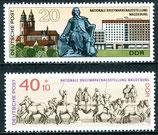 1513-1514 postfrisch (DDR)