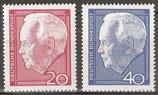429-430   postfrisch  (BRD)