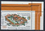 BRD 1982 gestempelt mit Bogenrand rechts oben