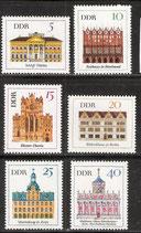 DDR 1245-1250 postfrisch