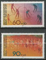 645-646  postfrisch  (BERL)