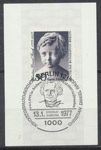 BERL 541  gestempelt mit Ersttagssonderstempel