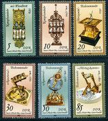 2796-2801 postfrisch (DDR)