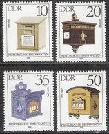 2924-2927 postfrisch (DDR)