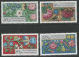 1259-1262  postfrisch  (BRD)