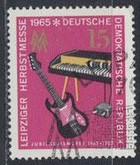 DDR 1131 gestempelt