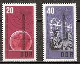 1111-1112 postfrisch (DDR)