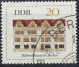 DDR 1248  philat. Stempel