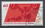 BERL 622 gestempelt