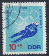 DDR 1325  philat. Stempel