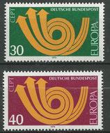 768-769  postfrisch  (BRD)