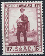 SAAR 361 postfrisch