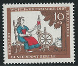 310  postfrisch  (BERL)