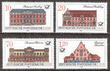 3067-3070 postfrisch (DDR)
