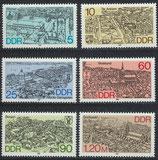 DDR 3161-3166 postfrisch