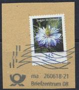 BRD 3351 gestempelt auf Briefstück