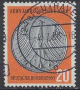 BRD 291 gestempelt (1)