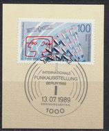BERL 847  mit Ersttagssonderstempel