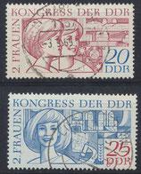 DDR 1474-1475 gestempelt