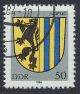 DDR 2860  philat. Stempel
