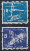 DDR 246-247  philat. Stempel (1)