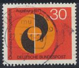 BRD 679 gestempelt (2)