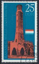 DDR 1705 philat. Stempel (1)