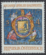 AT 1706 gestempelt