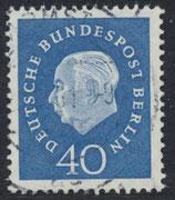 BERL 185  gestempelt