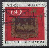 BRD 1023 gestempelt