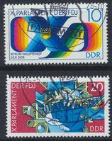 DDR 2133-2134   philat. Stempel