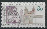 BRD 1671 gestempelt