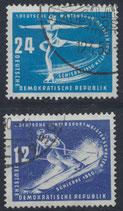 DDR 246-247  philat. Stempel (2)