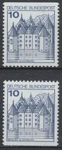 913 C/D postfrisch (BRD)