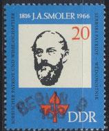 DDR 1165  philat. Stempel