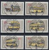 BERL 446-451 gestempelt