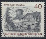 BERL 530 gestempelt