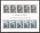 Block 12; 1319-1320 postfrisch (MC)