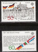 BRD 1130-1131 postfrisch