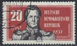 DDR 793  philat. Stempel (2)
