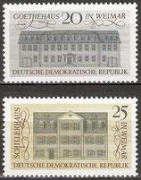 1329-1330 postfrisch (DDR)