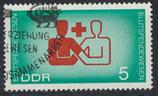 DDR 1207  philat. Stempel