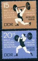 DDR 1210-1211 postfrisch