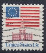 USA 1194 A  gestempelt