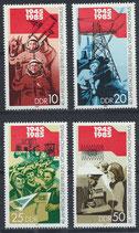 DDR 2941-2944 postfrisch