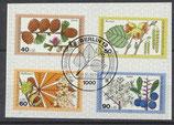 BERL 607-610  gestempelt mit Ersttagssonderstempel