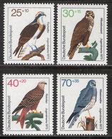 754-757  postfrisch  (BRD)