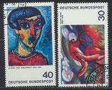 BRD 798-799 gestempelt (2)