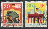 DDR 1691-1692 philat. Stempel (1)